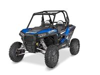 2016 Polaris RZR XP 1000 EPS Electric Blue Metallic