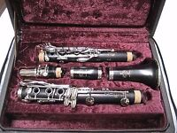 Clarinet Buffet R13