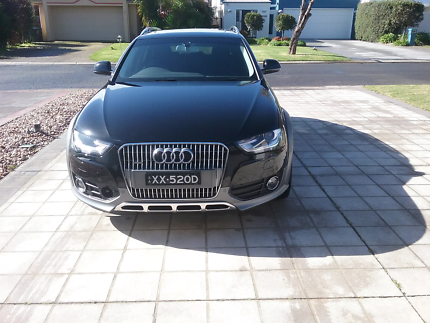 Audi A4 Allroad (my 2016 )