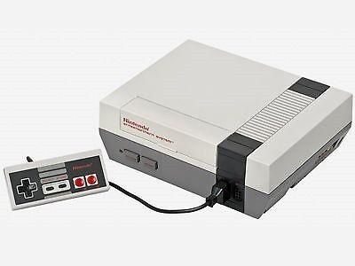 Image caption: Nintendo Entertainment System (NES)