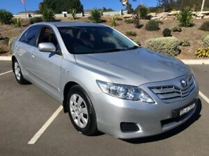 2009 Toyota Camry ACV40R MY10 Altise Silver Metallic 5 Speed Automatic Sedan Lisarow Gosford Area Preview
