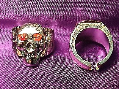 PHANTOM  ring 1960s VINTAGE