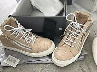 Authentic worn once Giuseppe zanotti High tops