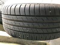 4 X Goodyear Tyres 205 50 R17 93W. Thread 7.5mm