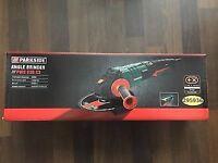 Parkside Angle Grinder PWS 230 Angle Grinder Sander Power 2000W £35