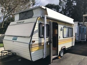 1988 Advance Poptop - Dbl Bed - Rollout - Annexe Warragul Baw Baw Area Preview