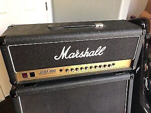 Marshall JCM 900 50w HiGain Dual Channel Guitar Amp for Sale!