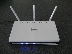 Routeur D-Link 3 antennes