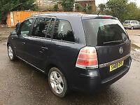 Vauxhall Zafira 1.9CDTi ( 120ps ) 2008.5MY Breeze