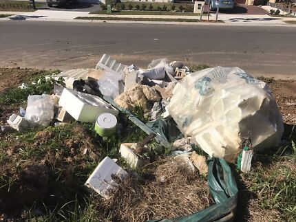 Rubbish Removal / Site Cleans / New Homes & Granny Flats