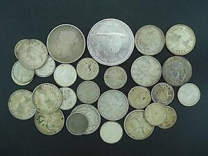 Old Canadian Coins and Banknotes Stratford Kitchener Area image 1