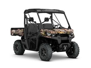 2016 Can-Am Defender XT Mossy Oak Break-up Country Camo HD10