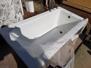 """Contemporary 60""""x32"""" Drop-In Tub - Brand New!"""