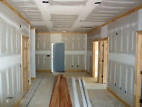 Dry Wall Installation