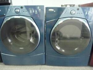 3- Whirlpool Duet Sport Laveuse Secheuse Frontales Frontload Washer Dryer