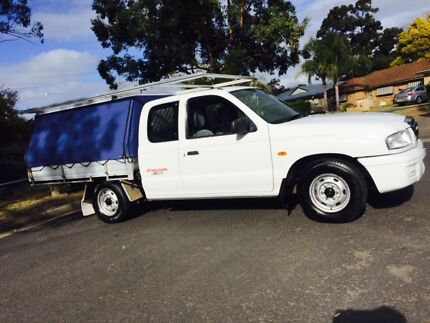 2004 MAZDA B2600 DX FREESTYLE X CAB CHASSIS