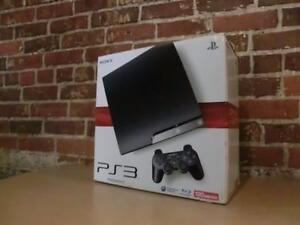 Console PS3 120gb 2e gen (i011072)