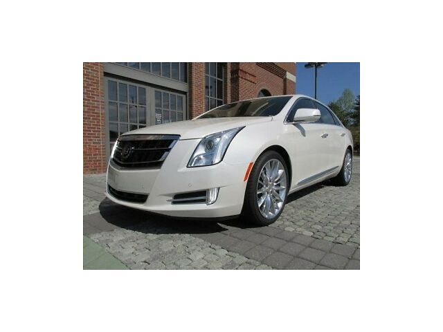 2014 Cadillac Xts Platinum Edition Vsport 4x4 Save 12k