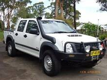 2007 Holden Rodeo  Turbo diesel 3.0 4WD Auto Dural Hornsby Area Preview