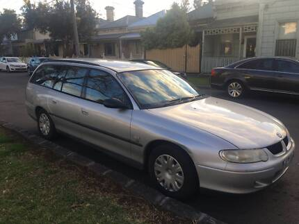 2001 Holden Commodore Wagon - PRICE DROPPED TO SELL!