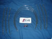 Audi A4 Chrome Front Grill Kit Trims only - Brand New