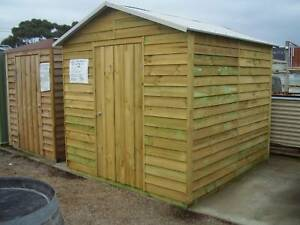 garden shed treated pine shed