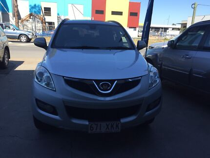 2011 Great Wall X240 4x4 manual(Rego/Finance Available)
