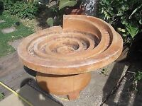 henri studios hurricane eye water feature can deliver