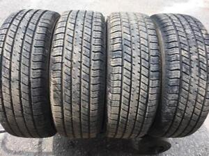 215-60-15 BrandNew 4 All Season 95%tread Free Install and balance