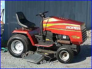 Wanted: Cheap lawn or garden tractor