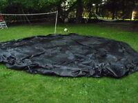 Toiles à feuilles, d'hiver et solaire pour piscine hors-terre