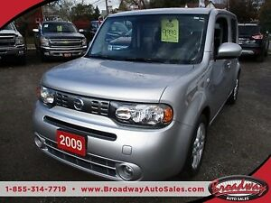 2009 Nissan Cube POWER EQUIPPED SL MODEL 5 PASSENGER 1.8L - 4 CY