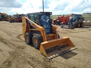 2005 CASE SKID STEER 410