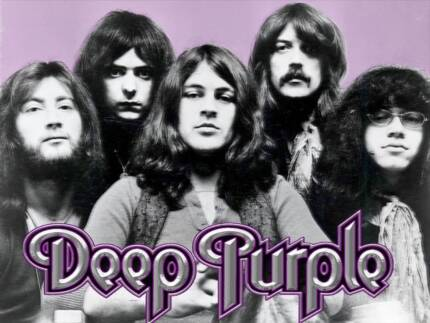 """Wanted: Singer wanted """"Deep Purple Show"""""""
