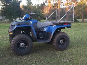 4x4 polaris sportsman quad 2014 model Newcastle Newcastle Area Preview