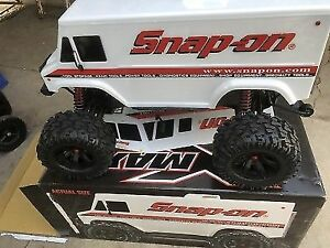 Traxxas snap On Truck Limited Edition