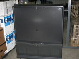 "52"" Colour TV"