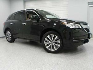 2014 Acura MDX, NAVIGATION Pack, ONLY 49K kms! 7-YEAR WARRANTY!