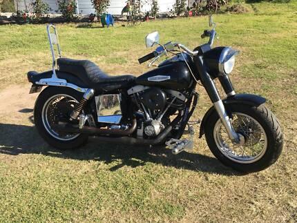 1980 Harley Davidson Shovel FLH Series