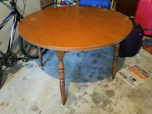 wooden table Hurstville Hurstville Area Preview