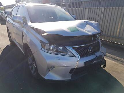 Lexus RX350 SUV 2013 Wrecking at General Jap Spares