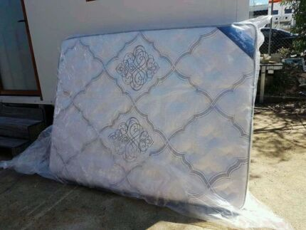 Wanted: Brand new queen size pocket spring pillow top mattress