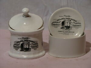 Vintage Wax Sperm Jars