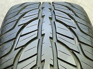 LIKE NEW PAIR OF 265 35 18 GENERAL TIRES
