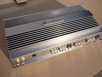 DLS A6 Subwoofer Amplifier, not JBL ,Alpine, Pioneer, Sony ,JL Audio