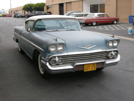 Wanted: WANTED - 1958 chevrolet impala