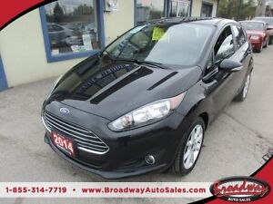 2014 Ford Fiesta POWER EQUIPPED SE EDITION 5 PASSENGER 1.6L - DO