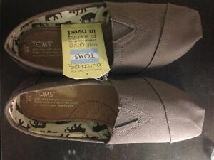 Brand new Toms shoes size M8 for sale