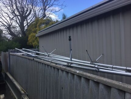 LARGE OUT RIGGERS , make a offer