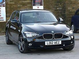 BMW 1 series 2.0 diesel f20